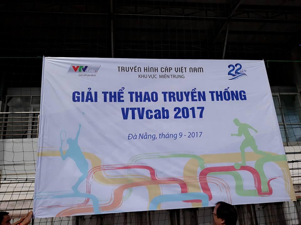 giải thể thao truyền thống vtvcab 2017