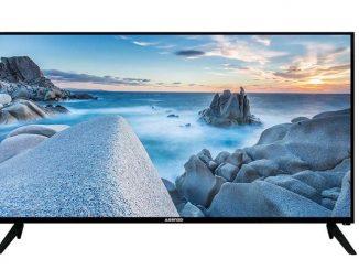 hướng đãn dò kênh truyền hình số DVB T2 trên tivi Asanzo